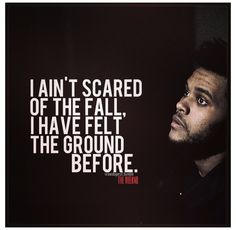 the weeknd quotes celebrity beliefs