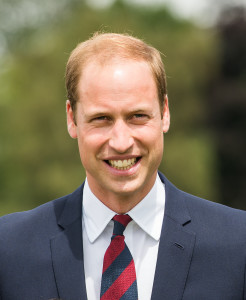 prince william williams hobbies religion