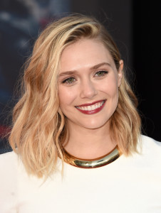 Elizabeth olsen religion hobbies political views