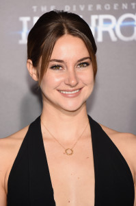 Shailene Woodley hobbies religion political views