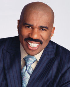 steve harvey religion hobbies political views
