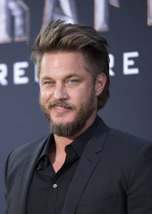 travis fimmel religiong hobbies political views
