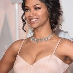 zoe saldana hobbies religion political views