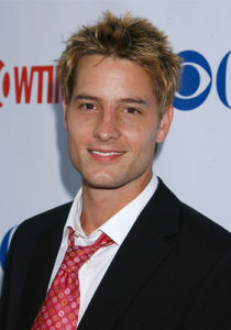 justin hartley religion hobbies political views