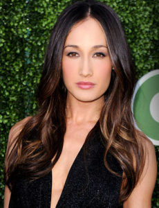maggie q religion hobbies political views