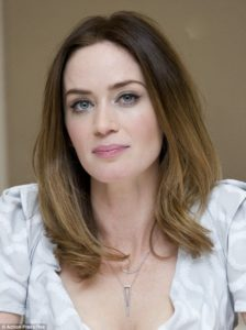 emily blunt religion hobbies