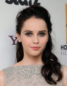felicity jones religion hobbies views