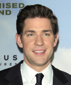 john krasinski religion hobbies