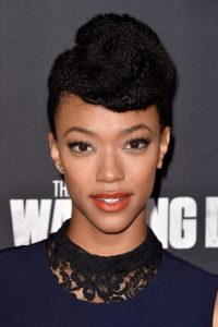 Sonequa Martin-Green religion political views