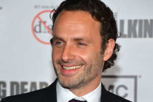 andrew lincoln religion hobbies political views