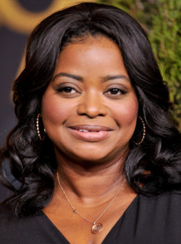 octavia spencer religion hobbies political views
