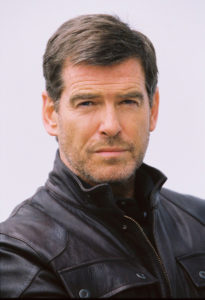 pierce brosnan religion hobbies political views