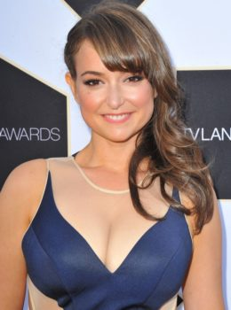 Milana Vayntrub squirrel girl religion hobbies political views