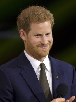 prince harry religion belief charity causes