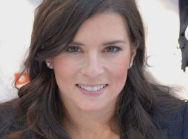 Danica Patrick faith religion politics athlete
