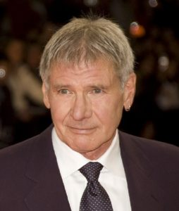 Harrison Ford religion faith politics