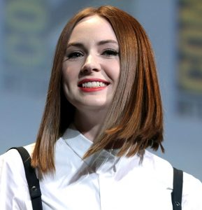 Karen Gillan religion god faith beliefs