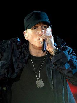 Eminem rapper religion belief