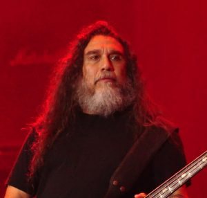 Tom Araya Slayer religion belief politics