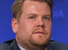 James Corden religion faith politics