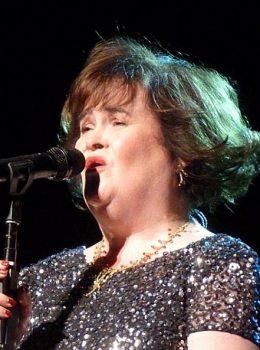 Susan Boyle beliefs religion hobbies