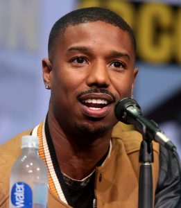 Michael B Jordan his politics relationships religion