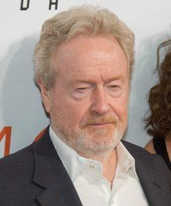 Ridley Scott director his beliefs in God