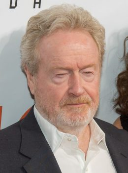 Ridley Scott director his beliefs in God