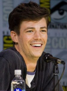 Grant Gustin his wife and beliefs