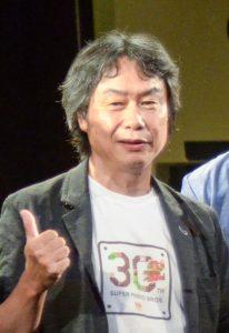 Shigeru Miyamoto religion god beliefs